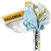 Mallorca (Crumpled City Map)
