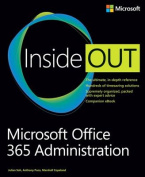 Microsoft Office 365 Administration Inside Out