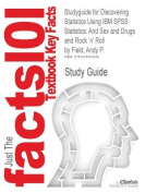 Studyguide for Discovering Statistics Using IBM SPSS Statistics