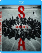 Sons of Anarchy: Season Five [Region A] [Blu-ray]