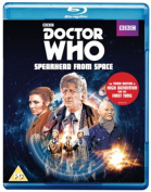 Doctor Who - Spearhead From Space [Regions 1,2,3] [Blu-ray]