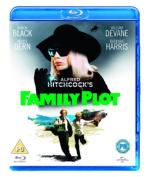 Family Plot [Region B] [Blu-ray]