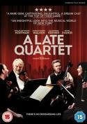 A Late Quartet [Region 2]