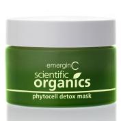 emerginC Scientific Organics Phytocell Detox Mask 50 ml.