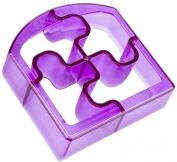 Puzzle Bites Purple - Crustless Sandwhich Cutter, 1 pc,