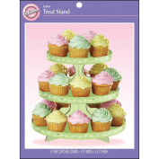 Wilton 1512-140 Easter Cupcake Stand with Borders