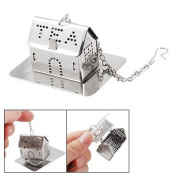 Mini House Tray and Tea Infuser Set