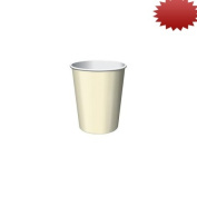 Creative Converting Paper Hot/Cold Cups, 270ml, Ivory Colour, Package Of 24,