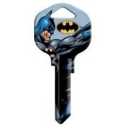 Batman Blue SC1 House Key