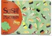 Sushi Placemat Set