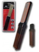 New Duck Coarse & Fine Grade Diamond Sharpening Stone Knife Cutlery Sharpener