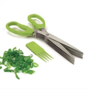 Starfrit Gourmet 80714-006-0000 Multi Blade Herb Scissors
