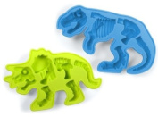 Fred and Friends Fossiliced Pair