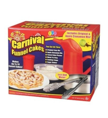Funnel Cake Kit Ebay
