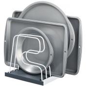 Wilton Adjustable Bakeware Organiser, 25cm x 22cm x 22cm