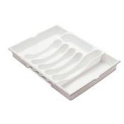 Sterilite® Expandable Cultery Tray 38.1cm L x 31.8cm W x 6.7cm H