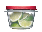 Rubbermaid Easy Find Lids Square 2-Cup Food Storage Container