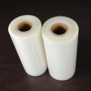 2 Large 20.3cm x 50' Vacuum Sealer Rolls Commercial Grade Food Saver Sealer Bags