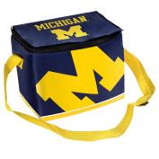 NCAA Michigan Wolverines Big Logo Team Lunch Bag