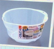 Japanese Fruit Vegetable Rice Wash Bowl #4787