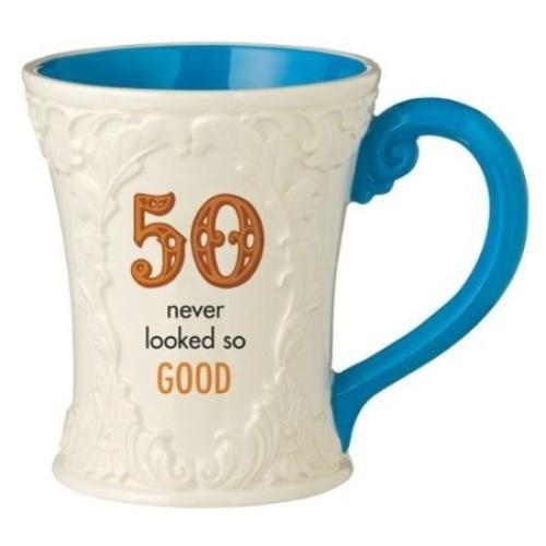 Grasslands road 50 never looked so good ceramic mug 380ml for Grasslands road mugs