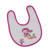 Mermaid Applique Bib