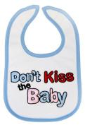 Baby bib - DKTB Blue Original Bib