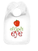 Apple of God's Eye Bib