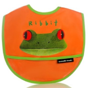 Crocodile Creek - Frog Bib