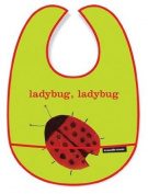Crocodile CreekLadybug Baby Bib