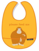 Crocodile Creek Bib - Please Feed Me