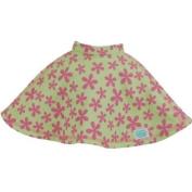 Bibby Wrap - Toddler Pinwheels Green