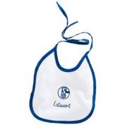FC Schalke 04 Baby Bib Latzwart