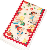 Retro Candy Kids Burp Cloth