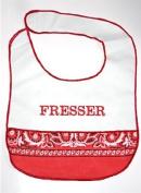 Jewish Baby Bib - Fresser
