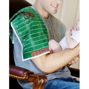 Touchdown Football Burp Cloth
