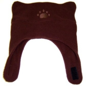 Bear Hands IC700Brown Infant Chinstrap Hat - Brown