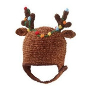 San Diego Hat Reindeer Antlers Christmas Hat Baby Toddler 1-2 years