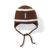 San Diego Hat BROWN FOOTBALL Baby Toddler Beanie 1-2 years