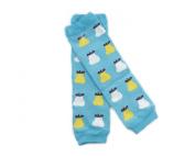 Warmer Cartoon Baby Girl Boy Newborn Toddler Knee Bootie High long Socks Cotton Leggings Leg Pattern K6