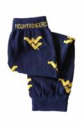 Licenced University of West Virginia Baby & Kids Leg Warmers
