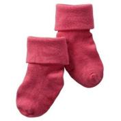 Soy Soft Signature Solid Socks - 6-12m Tea