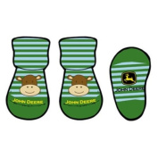 John Deere Infant Cow Bootie Socks - LP35521