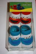 Sesame Street 0-12 Month Socks