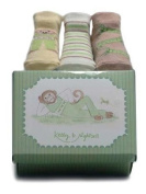 Kelly B. Rightsell Pickles Designs Sock Set, Mac Monkey