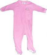 Baltimore Ravens Pink Sleeper Pyjamas 0 / 3 Month Infant Baby