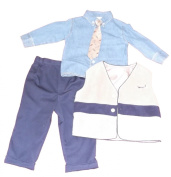 Baby Togs Kids 4 Pc Set Size 18 Months