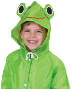 CloudNine Children's Raincoat Frog