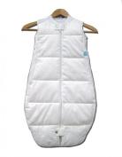 Ergo Pouch Organic Cotton Quilt Sleepsack, White, 12-36 Months
