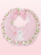 Bearington Collection Purrfect Kitty Bib